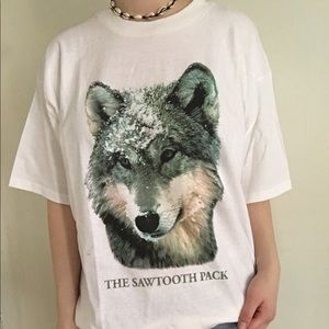Tops - The Sawtooth Pack, Friends of the Forest Tee